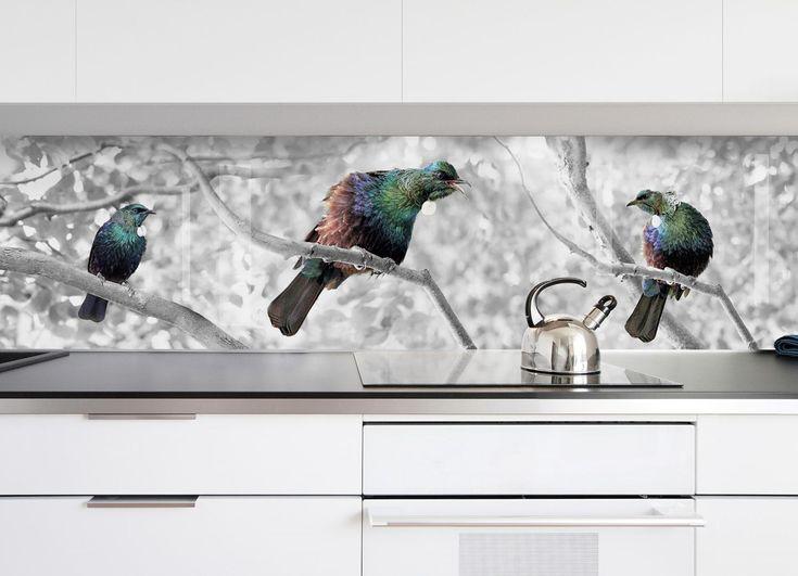 Digital Print Glass Splashbacks-GlassArt