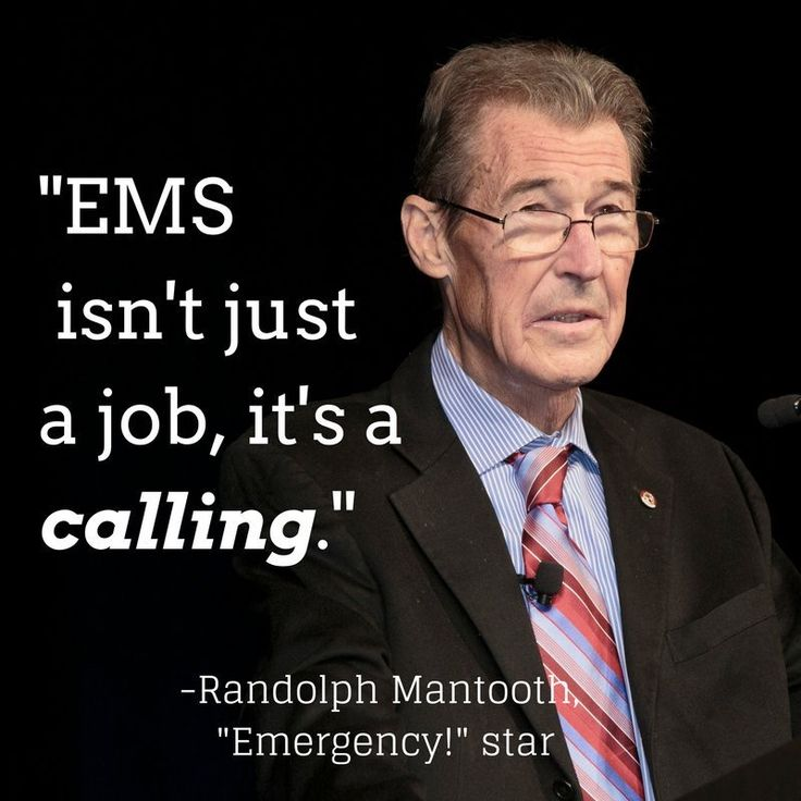 Randolph Mantooth giving opening address at the World EMS Expo 2017. (Ty EMSWorld News)