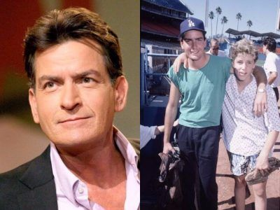 Charlie Sheen's Sodomy Act With Corey Haim Exposed!