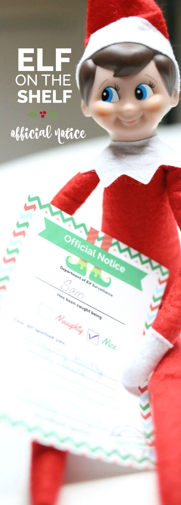 5 Awesome Downloadable Elf on the Shelf Letters, Ideas and