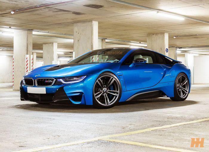 How About A BMW i8 M Car? - http://www.bmwblog.com/2014/09/15/bmw-i8-m-car/