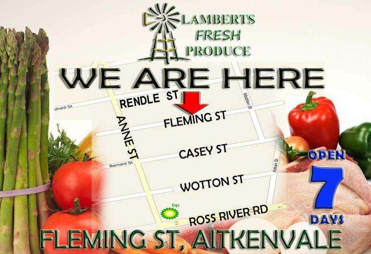 Lamberts Produce, Townsville
