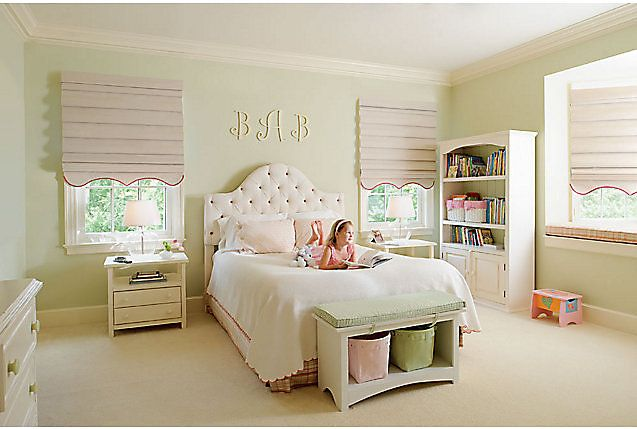 Levolor Roman Shades Flat Seclusions Light Filtering Cordless Classic Valance Center Point