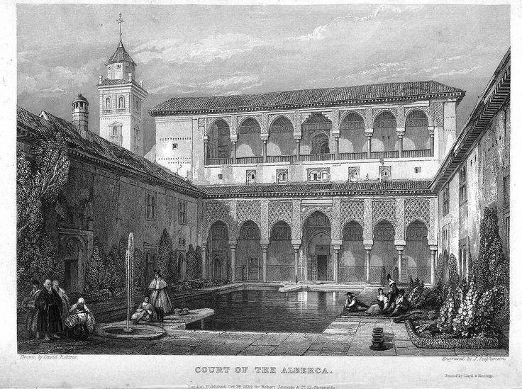 https://flic.kr/p/cAjjHs | Granada: la Alhambra