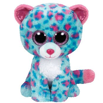 SYDNEY- teal leopard (Claire's)