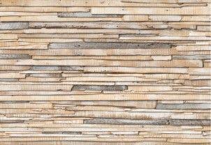 8NW-920 Vliesová fototapeta Komar - Whitewashed Wood, velikost 368x250 cm