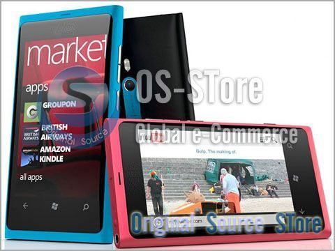 Nokia Lumia 800 Windows Phone 7.5 Mango OS Smart Cell Mobile Phone Unlocked – OS-STore.com : The Nokia Lumia 800 is the first Windows Phone handset to spring from the Microsoft / Nokia tie-up announced roughly a year ago.The Nokia Lumia 800 shares its exterior styling with the previously substantially less hyped Nokia N9, a Meego-based smartphone, although the screen size is reduced from 3.9 inches to 3.7 inches to conform to the Windows Phone spec list. www.os-store.com Brand: Nokia...