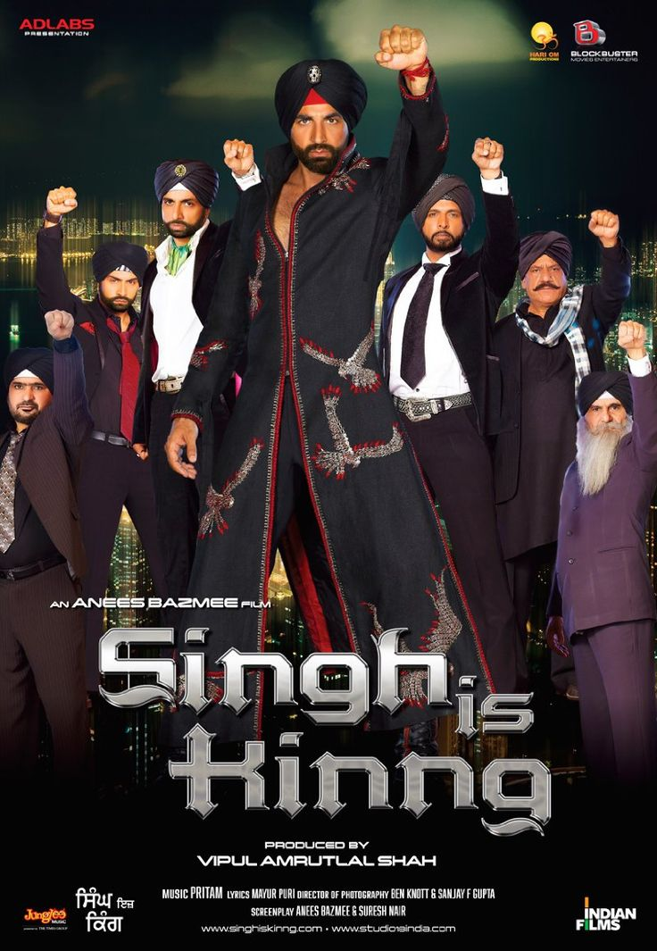 Singh Is Kinng- Akshay Kumar was superb in this movie