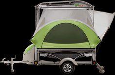 SylvanSport GO | Lightweight, Small Pop Up Campers - Camping Trailer                                                                                                                                                                                 More