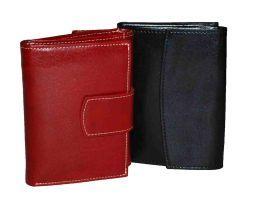 Luxusná originálna kožená peňaženka vyrobená z prírodnej kože