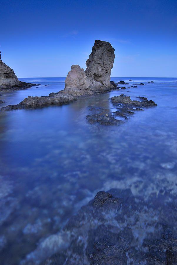 ✯ Bluer than Blue - Spain