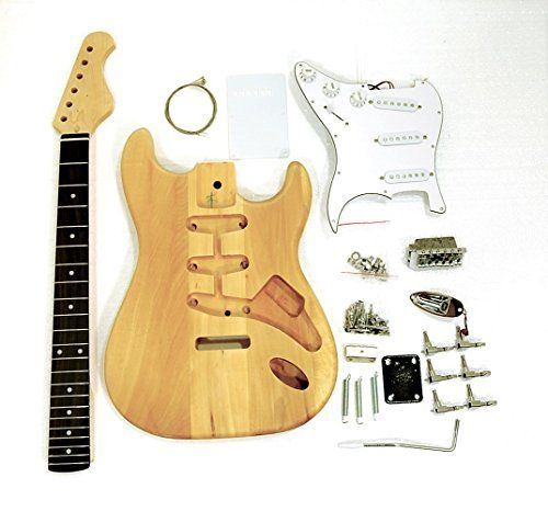 Electric Guitar Parts Unfinished Unknown