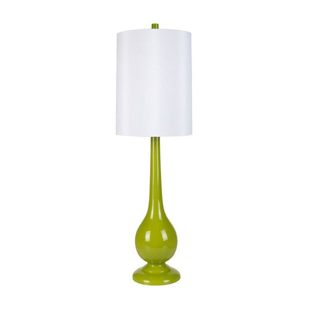 Sweet pea table lamp