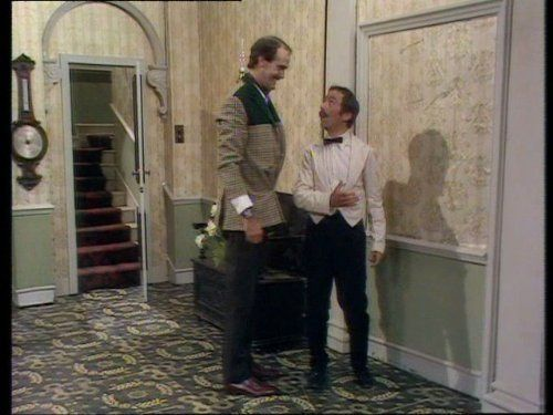 Fawlty Towers (1975)