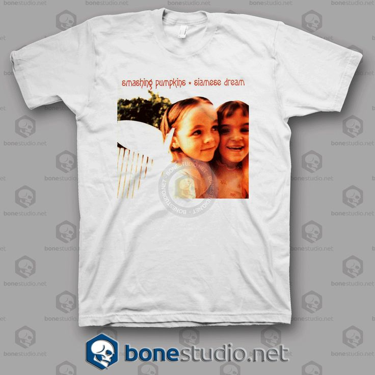 Smashing Pumpkins Siamese Dream Band T Shirt – Adult Unisex Size S-3XL