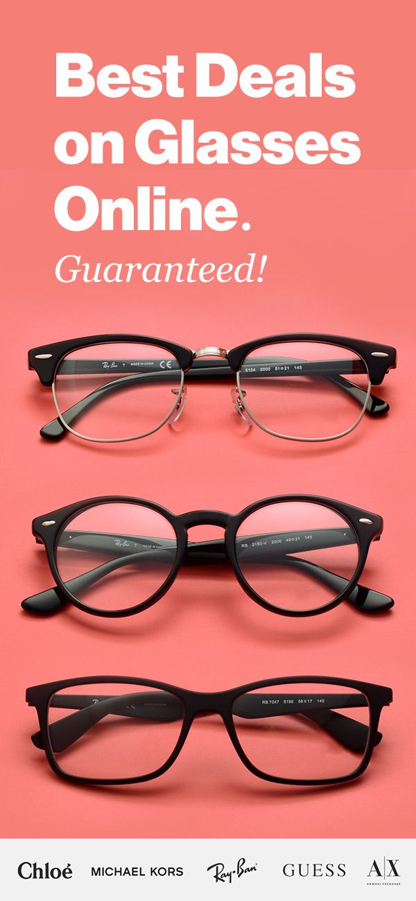 Shop prescription glasses online. Stylish frames & quality lenses from $38. Get free shipping & returns with a 100% money back guarantee. Shop now!