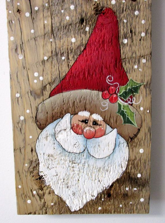 Welcome Sign Welcome Sign with Santa Hand by barbsheartstrokes