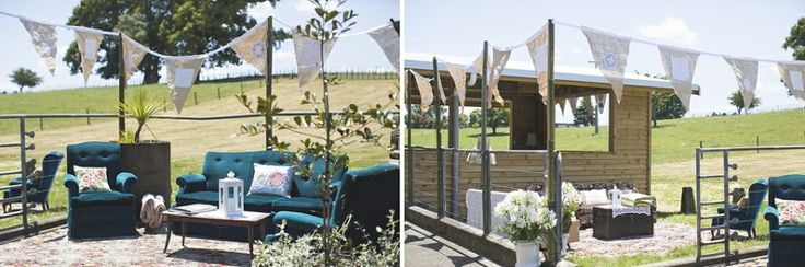 outdoor lounge, rustic farm wedding, backyard wedding, DIY wedding, Rustic, Vintage, Catholic wedding, outdoor wedding, anna allport photography, Auckland w...