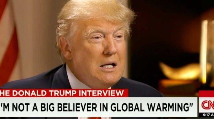 Las falacias y hechos alternativos de Trump en la denuncia de Estados Unidos al Acuerdo de Paris