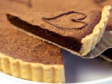 Zachte chocoladetaart (Libelle Lekker!)