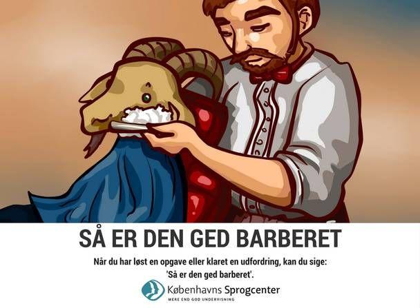 Danske ordsprog og talemåder - Københavns Sprogcenter