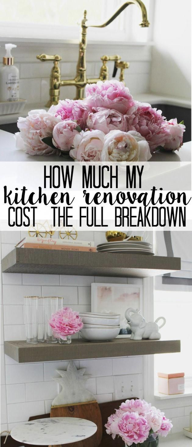 Ikea kitchen renovation cost breakdown small kitchen remodel on a