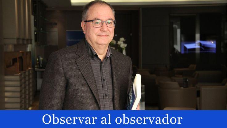 En física cuántica uno de los conceptos más interesantes es el efecto Observador donde el comportamiento de una partícula se ve alterado por la presencia de ...