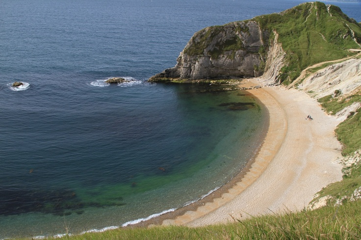 Beach on the Dorset Coast