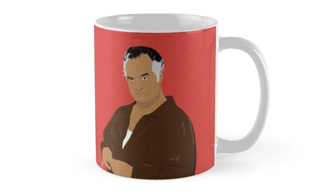 Sopranos - Tony Soprano and Paulie Gualtieri Mugs