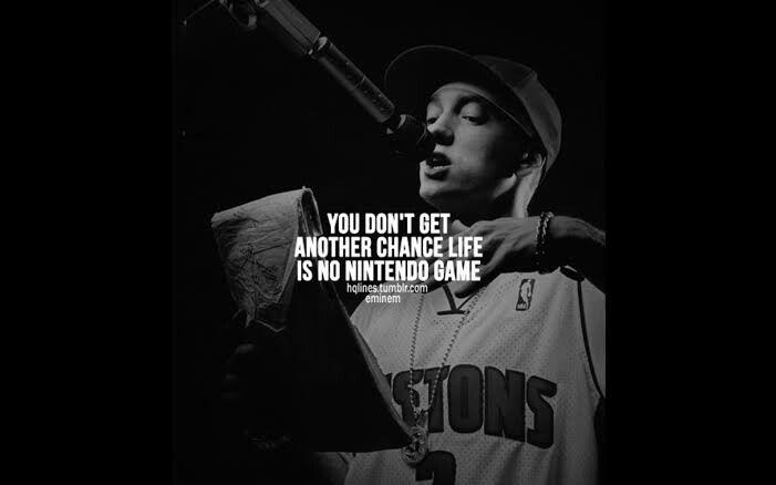 Pin By Uzumaki Honey On Rap God Eminem Eminem Quotes Eminem