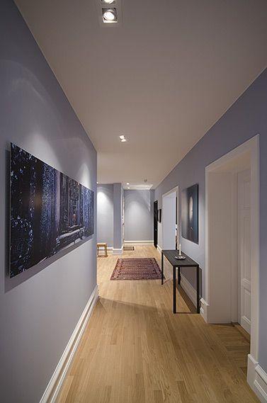 Renovering av hall i leilighet Oslo