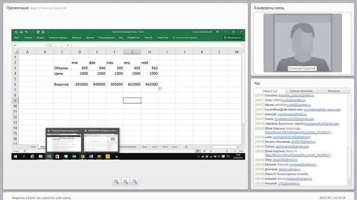 Бюджеты в Excel: как упростить себе жизнь