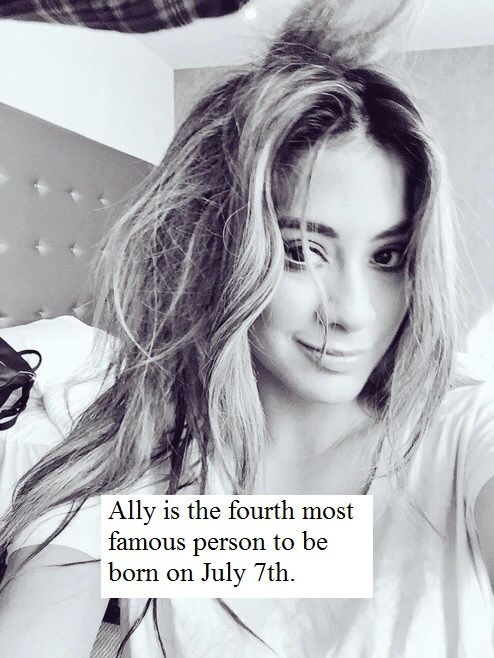 Ally Brooke fact/Fifth Harmony facts