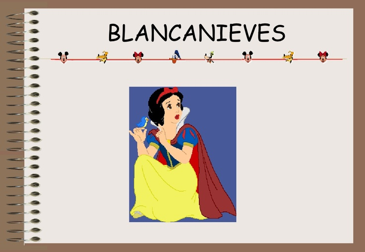 9 best cuentos con pictogramas images on pinterest - Blancanieves youtube cuento ...