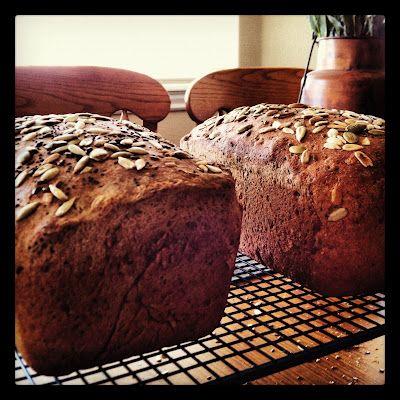 Edible Morsels: Great Harvest Dakota Bread Copycat