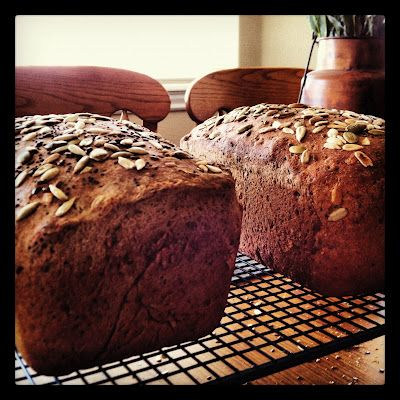 Edible Morsels: Great Harvest Dakota Bread Copycat