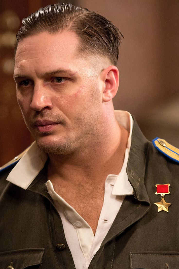 Tom Hardy - Child 44 - was he ever hotter looking?
