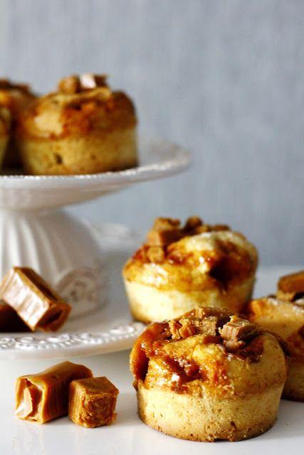 Muffiny z Krówkami Just My Delicious