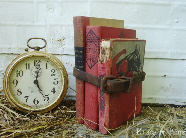 Knick of Time: Repurposed Vintage