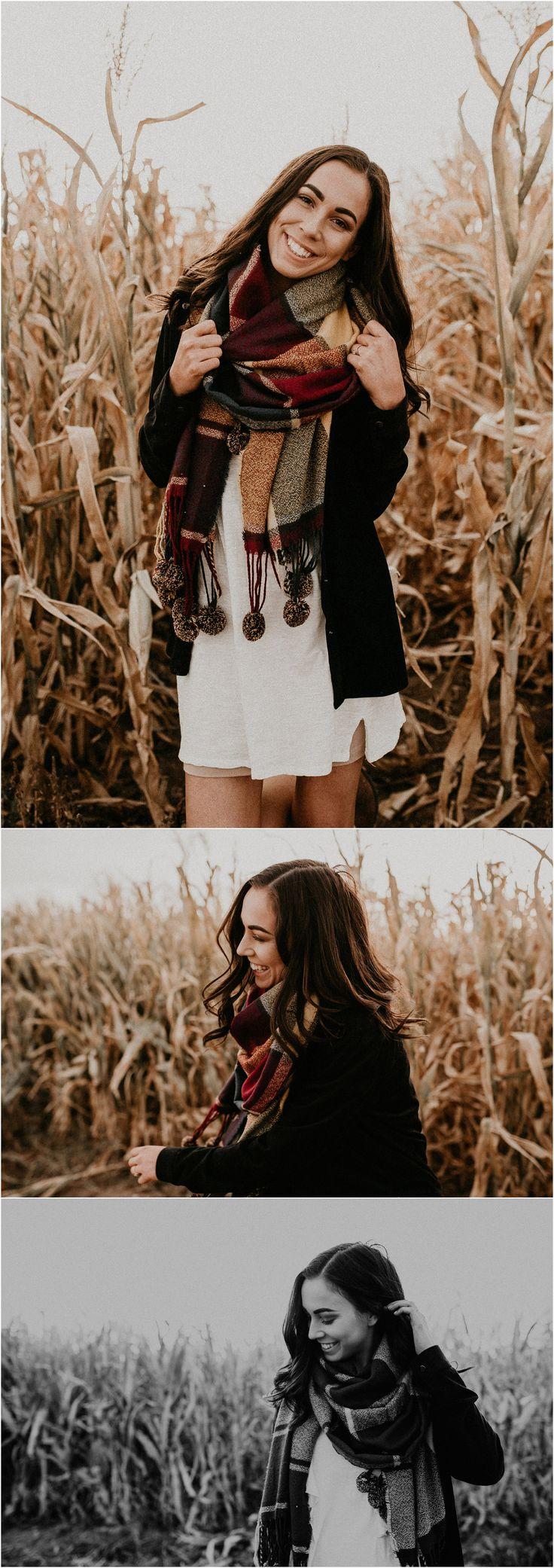 Shaina // Idaho Farmstead Fall Inspired Session- Boise Senior Photographer