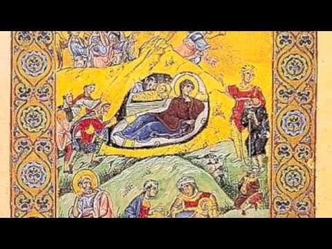 Κάλαντα Θράκης - Chronis Aidonidis & Nektaria Karantzi. Christmas carols from Thrace,Greece.