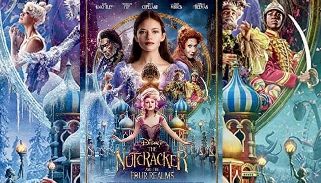 Review Disney S The Nutcracker And The Four Realms Modern Mama Full Movies Movies Online Free Movies Online