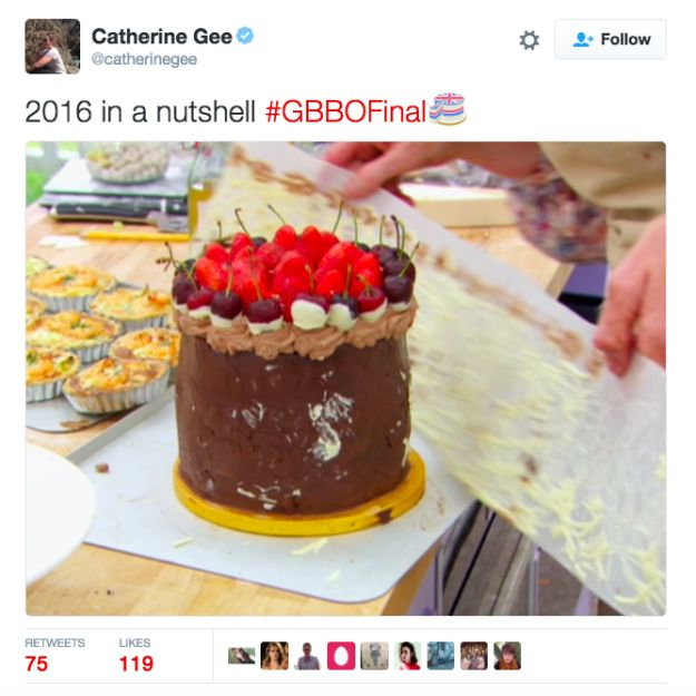 """The 31 Best Reactions To The """"Bake Off"""" 2016 Final -  http://www.trendingviralhub.com/the-31-best-reactions-to-the-bake-off-2016-final/ -  - Trending + Viral Hub"""