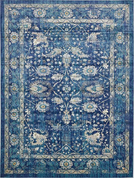 navy blue 10u0027 x 13u0027 stockholm rug area rugs esalerugs