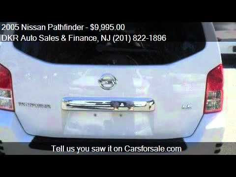 2005 Nissan Pathfinder for sale in Teterboro, NJ 07046 at th
