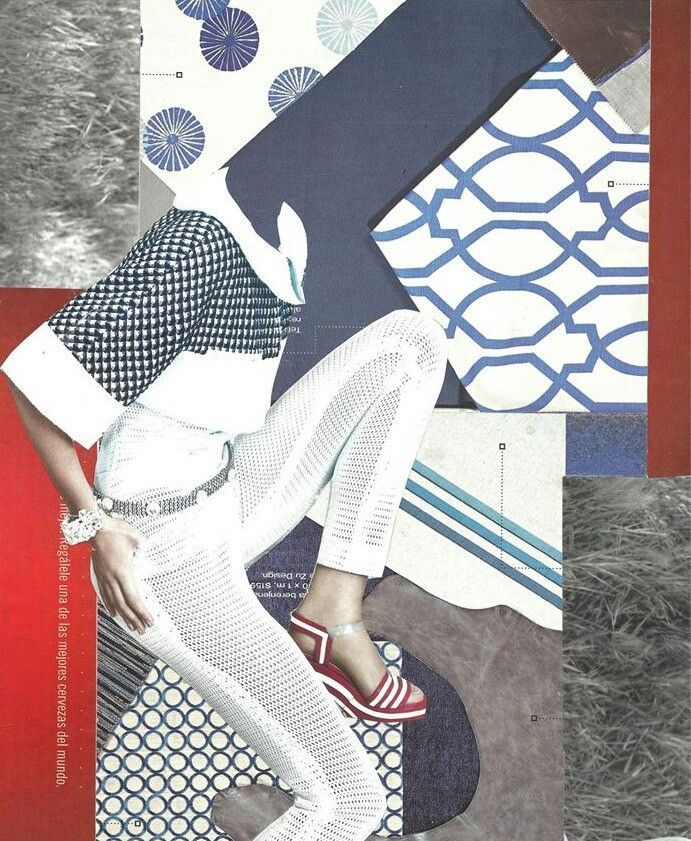 Chanel collage by Liz Matha