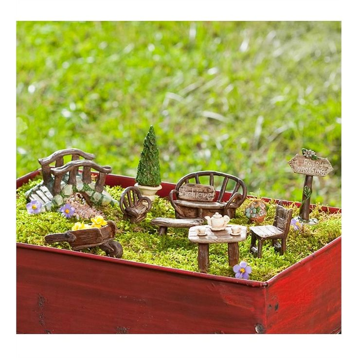 Find This Pin And More On Fairy Garden Kits By ChellyNey.