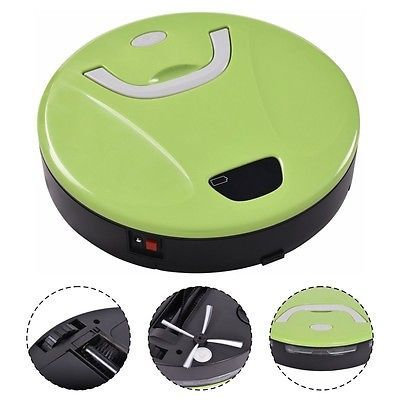 ﹩85.34. Smart Robotic Vacuum Cleaner Bagless Cordless Sweeper Absorb Dust Recharge NEW    UPC - 690284810510, MPN - 10510