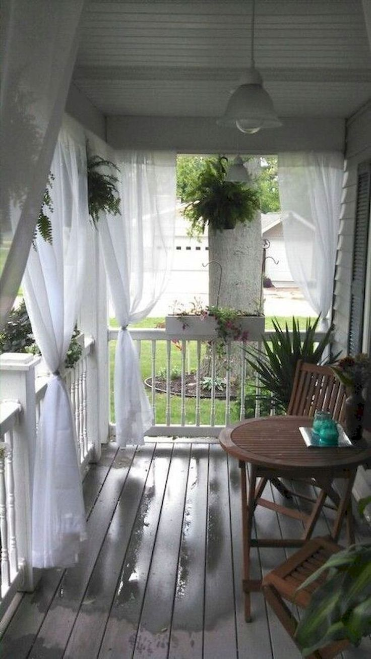 50 Sumerry Farmhouse Style Front Porch Decorating Ideas