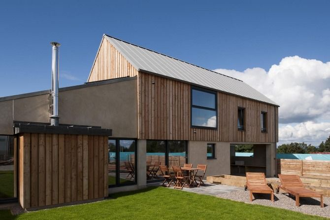 The Secret Garden - Rural Design Architects - Isle of Skye and the Highlands and Islands